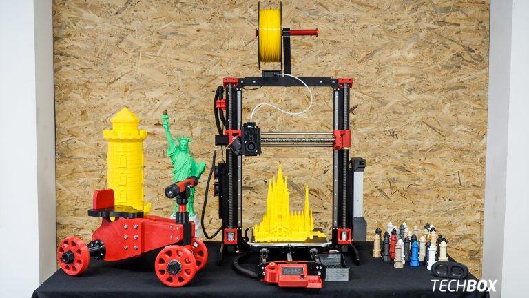 TechBOX: Boli sme sa pozrieť na inovatívnu 3D tlačiareň zo Slovenska!